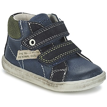 Shoes Boy Mid boots Primigi (enfant) CHRIS Blue
