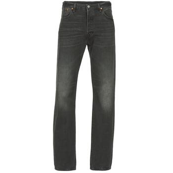 material Men straight jeans Levi's 501  black / Range / P8013