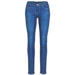 material Women slim jeans Levi's 712 SLIM Bay / Laurel / P7420
