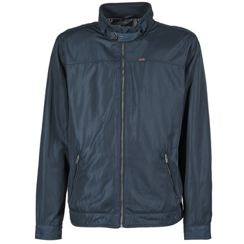 material Men Blouses Mustang LIGHT NYLON JKT MARINE
