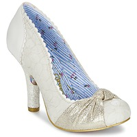 Shoes Women Court shoes Irregular Choice SMARTIE PANTS White