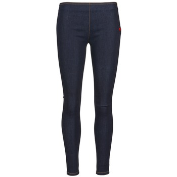 material Women slim jeans Love Moschino ERICACE Blue