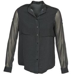 material Women Shirts Joseph PRINCIPE Black