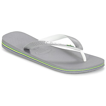Shoes Flip flops Havaianas BRASIL MIX Grey