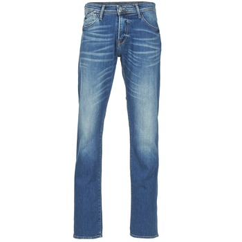 material Men straight jeans Le Temps des Cerises 812 Blue
