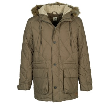 material Men Parkas Lee DOWN PARKA KAKI