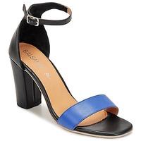 Shoes Women Sandals Balsamik FORTA Black / Blue