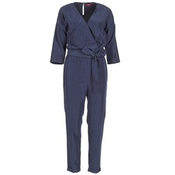 material Women Jumpsuits / Dungarees S.Oliver WIGOU Marine