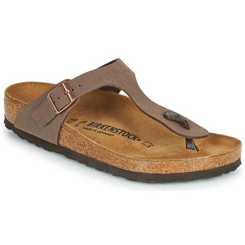 Shoes Flip flops Birkenstock GIZEH Brown