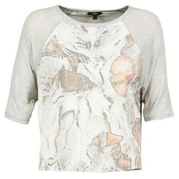 material Women short-sleeved t-shirts Mexx EXOTI Grey