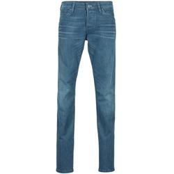 material Men slim jeans Jack & Jones GLENN JEANS INTELLIGENCE MARINE