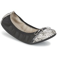 Shoes Women Ballerinas LPB Woman  CAPRICE Black