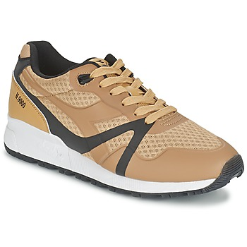 Shoes Men Low top trainers Diadora N9000 MM BRIGHT II Camel