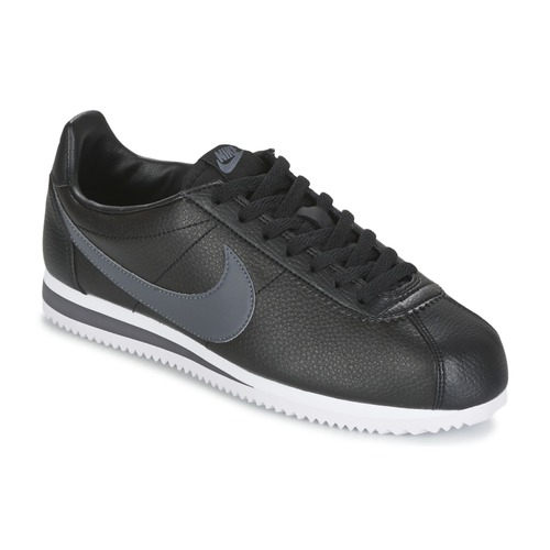 Nike CLASSIC CORTEZ LEATHER Black