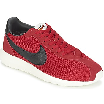 Shoes Men Low top trainers Nike ROSHE LD-1000 Red / Black