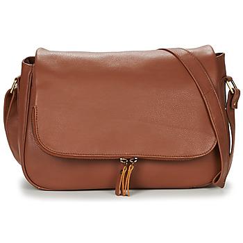Bags Women Shoulder bags Betty London EZIGALE COGNAC