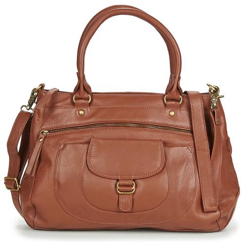 Bags Women Handbags Betty London ETRAME Cognac