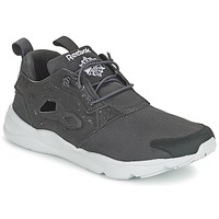 Shoes Men Low top trainers Reebok Classic FURYLITE SP Grey / White