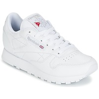 Shoes Women Low top trainers Reebok Classic CLASSIC LEATHER White