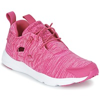 Shoes Women Low top trainers Reebok Classic FURYLITE JERSEY Pink