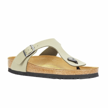 Shoes Sandals Birkenstock GIZEH Beige