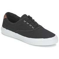 Shoes Women Low top trainers Yurban ELIOUNE Black