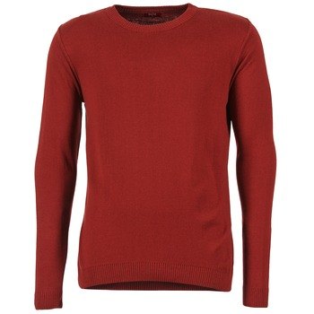 material Men jumpers BOTD ELABASE ROUND Red