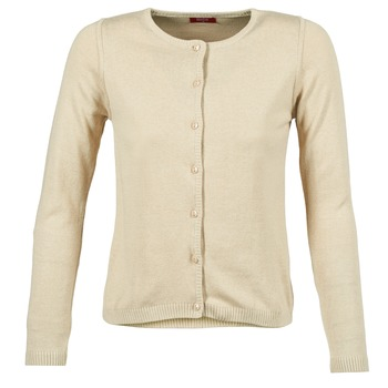 material Women Jackets / Cardigans BOTD EVANITOA BEIGE