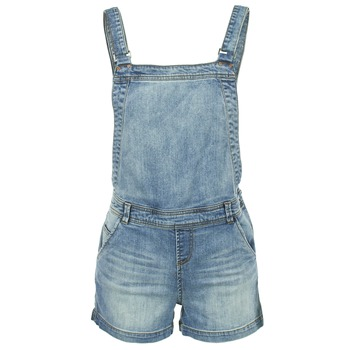 material Women Jumpsuits / Dungarees Naf Naf GUERIC Blue / Medium