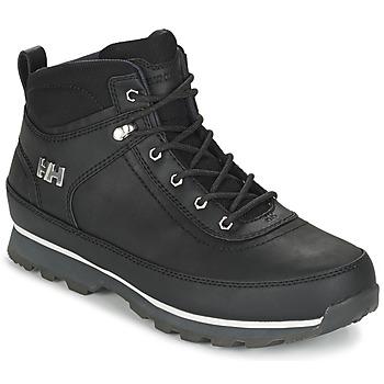 Shoes Men Mid boots Helly Hansen CALGARY Black