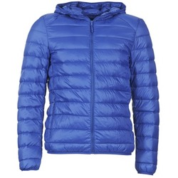 material Men Duffel coats Benetton FOULI Blue