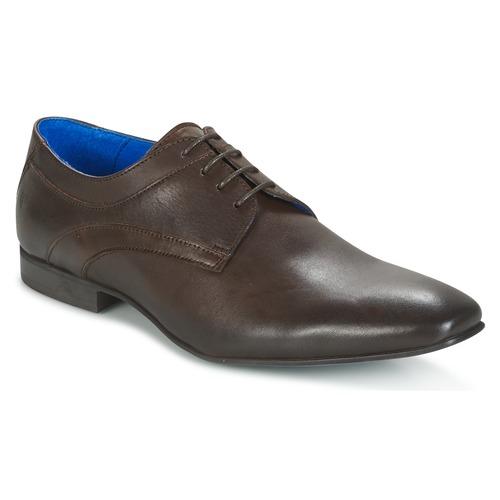 Shoes Men Derby shoes Carlington MECA Brown