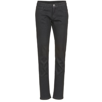 material Women straight jeans Yurban IESQUANE Black