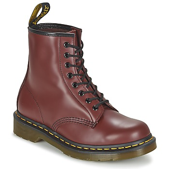 Shoes Mid boots Dr Martens 1460 Red