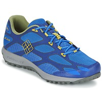 Shoes Men Running shoes Columbia CONSPIRACY IV OUTDRY Blue