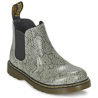 Shoes Children Mid boots Dr Martens BANZAI ASP Grey / Clear