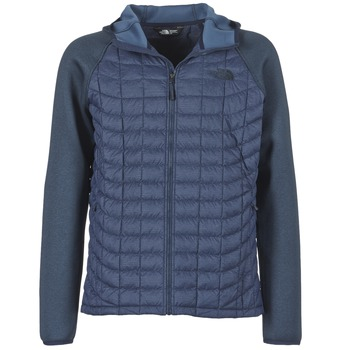 material Men Duffel coats The North Face UPHOLDER THERMOBALL HYBRID Blue