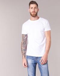 material Men short-sleeved t-shirts BOTD ESTOILA White