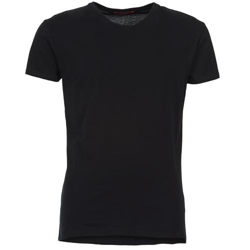 material Men short-sleeved t-shirts BOTD ECALORA Black
