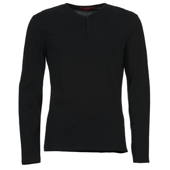 material Men Long sleeved shirts BOTD ETUNAMA Black