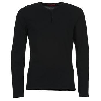 material Men Long sleeved shirts BOTD ETUNAMA Black