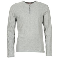 material Men Long sleeved shirts BOTD ETUNAMA Grey / Mottled