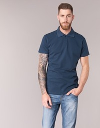 material Men short-sleeved polo shirts BOTD EPOLARO Marine