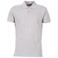 material Men short-sleeved polo shirts BOTD EPOLARO Grey / Mottled