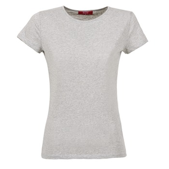 material Women short-sleeved t-shirts BOTD EQUATILA Grey / Mottled