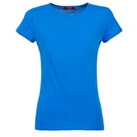 material Women short-sleeved t-shirts BOTD EQUATILA Blue