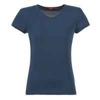 material Women short-sleeved t-shirts BOTD EFLOMU Marine