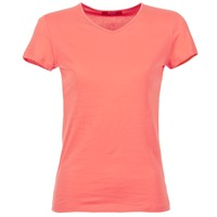material Women short-sleeved t-shirts BOTD EFLOMU Orange