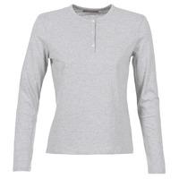 material Women Long sleeved shirts BOTD EBISCOL Grey / Mottled