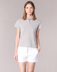 material Women short-sleeved polo shirts BOTD ECLOVERA Grey
